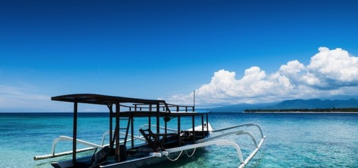 how to go to gili island from bali