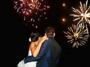 gili-island-wedding-firewords