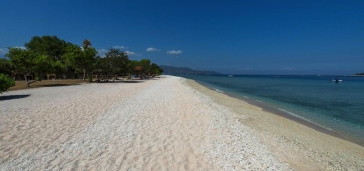 Gili Meno best beach photos