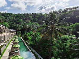 best lombok hotels kebun villas review