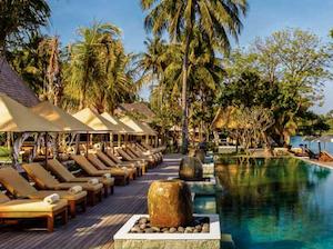 best lombok hotels qunci villas review