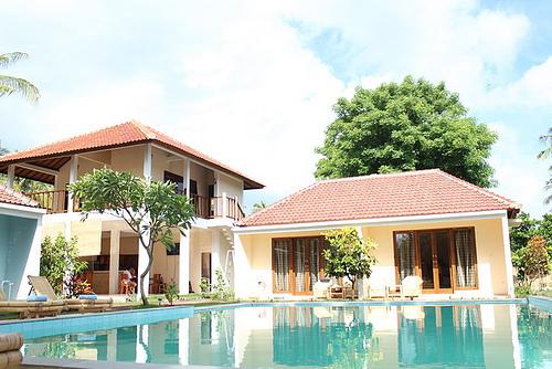 Bellevue Luxury Villas Gili Air accommodation