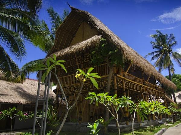Raja Bar & Salim Cottage, Gili Air accommodation