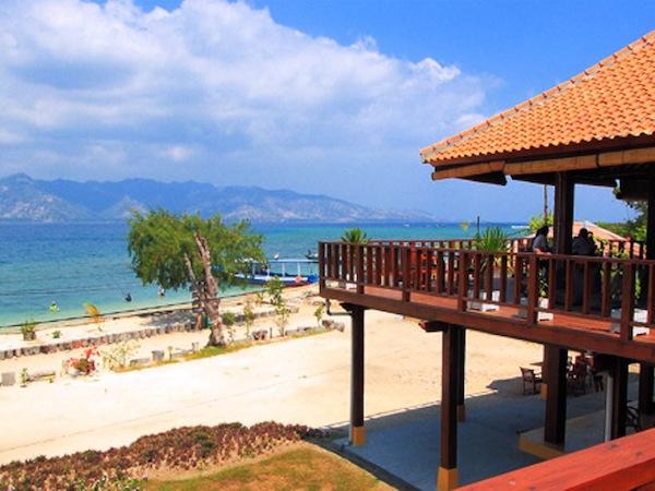 Villa Karang Gili Air accommodation