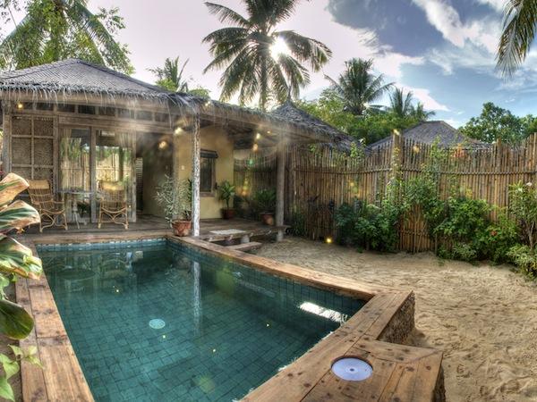 Villa Ottalia gili trawangan accommodation