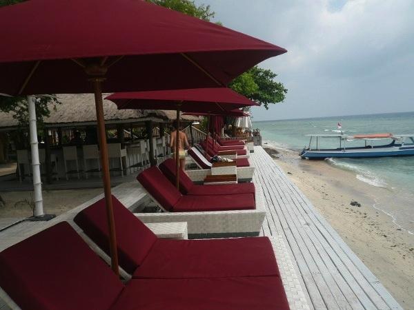 bel air resort gili air accommodation