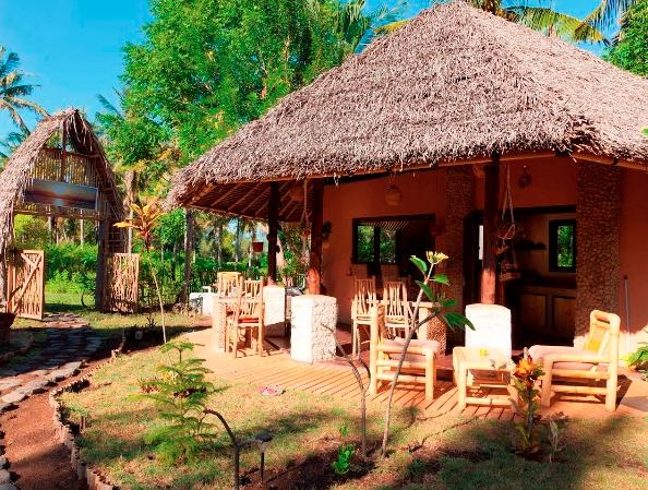 gili meno bungalows accommodation