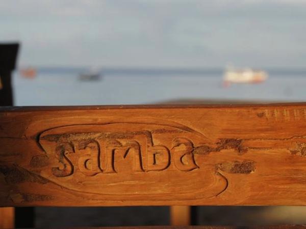 samba villas snoreklling beach gili t