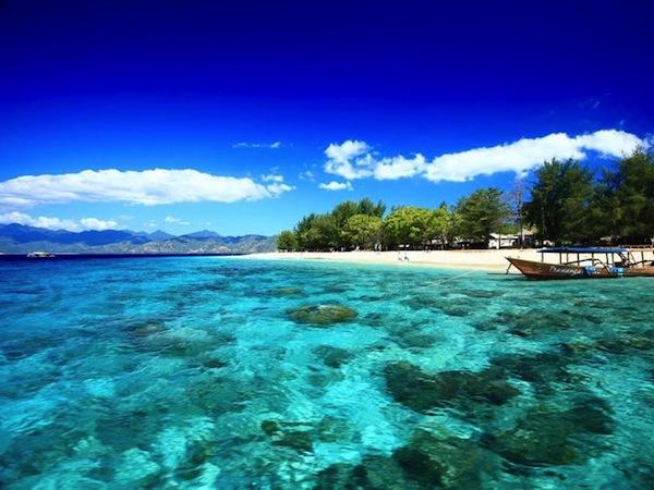 weather gili islands lombok
